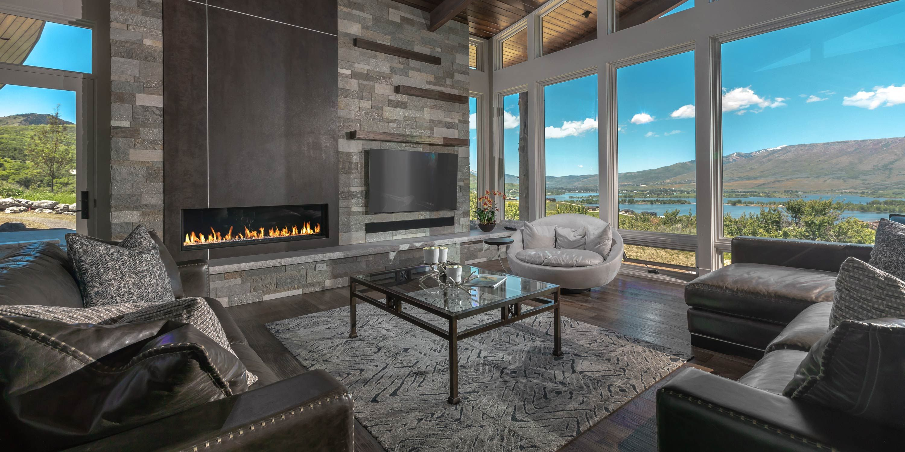 Lighting Control Systems Park City, UT, Indoor living, Home Automation, Smart Home Technology, Utah, Argenta, Living Room